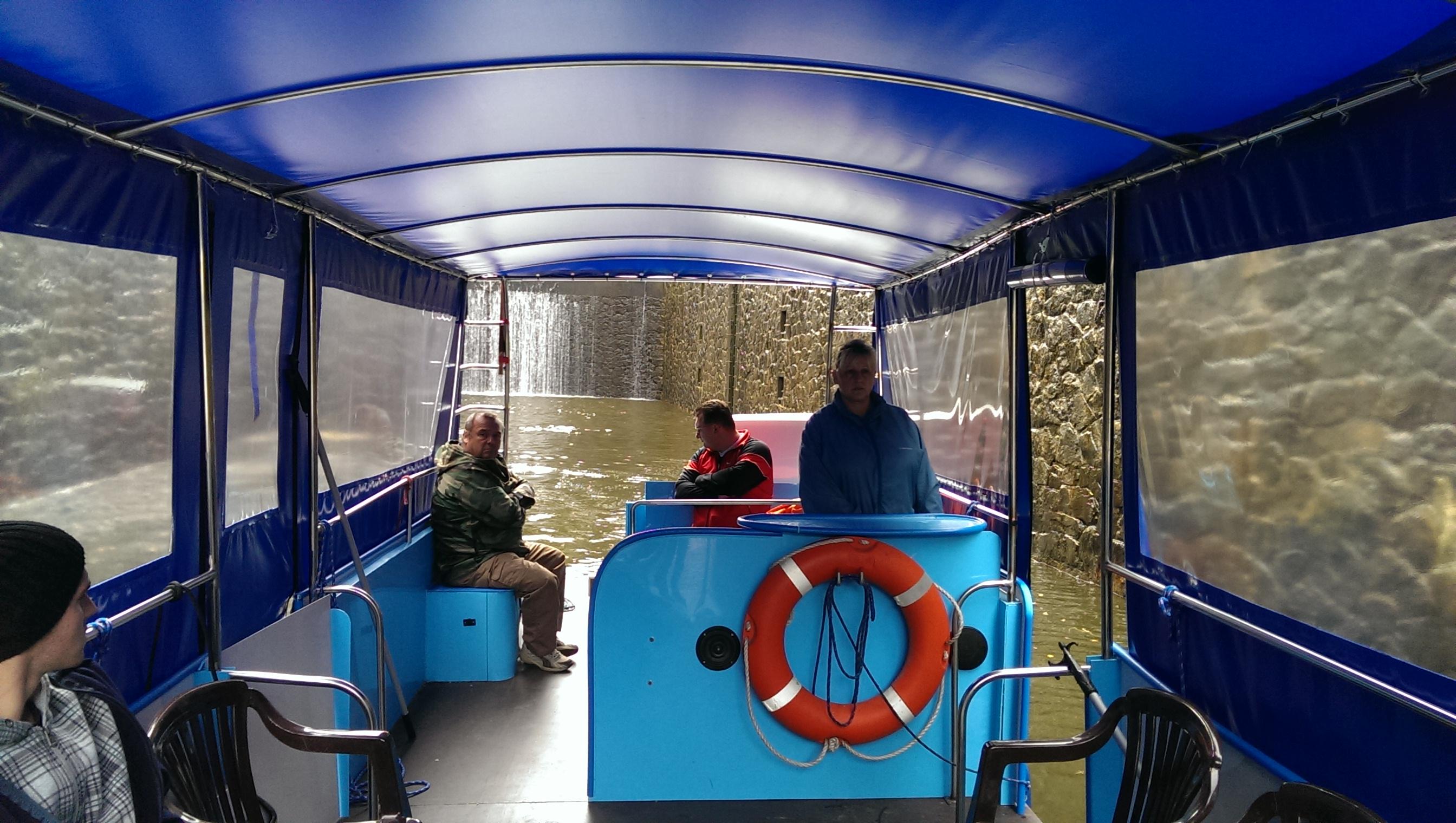 Řidičák na lodě