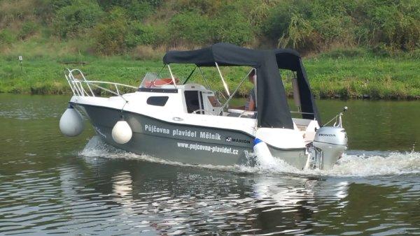 Kajutová loď Marion 450 Cabin (Adam)